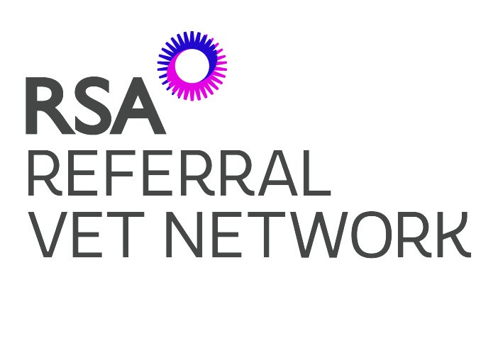 RSA Referral Vet Network Logo